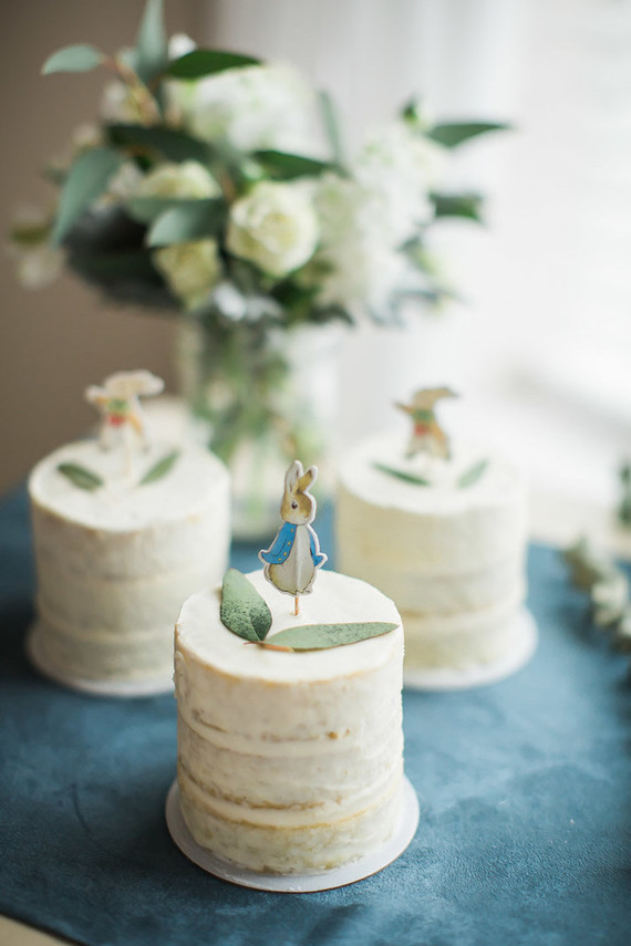 Best baby shower themes of the year on 100 Layer Cakelet /  Peter Rabbit