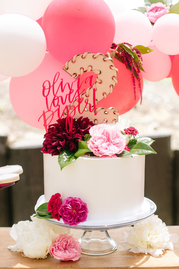 Olivia the Pig birthday party   Best Birthday Ideas of 2017 on 100 Layer Cakelet