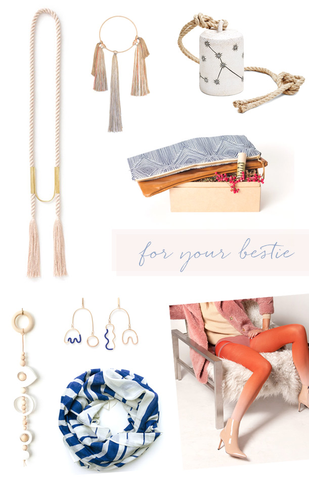 Gift guide for your Bestie with Bestowe gifting