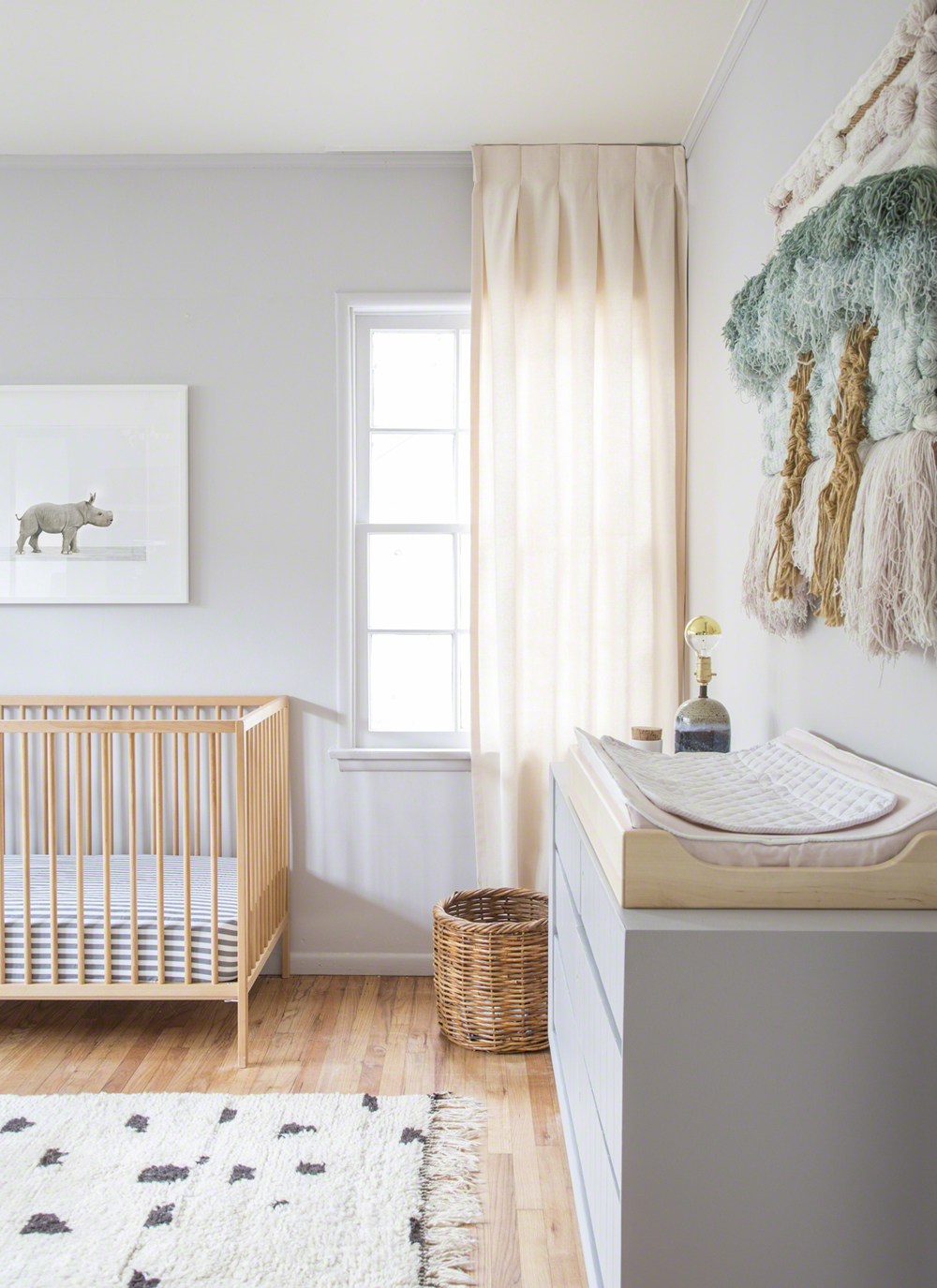 bWarm neutral nursery ideas for 2019 babies on 100 Layer Cakelet
