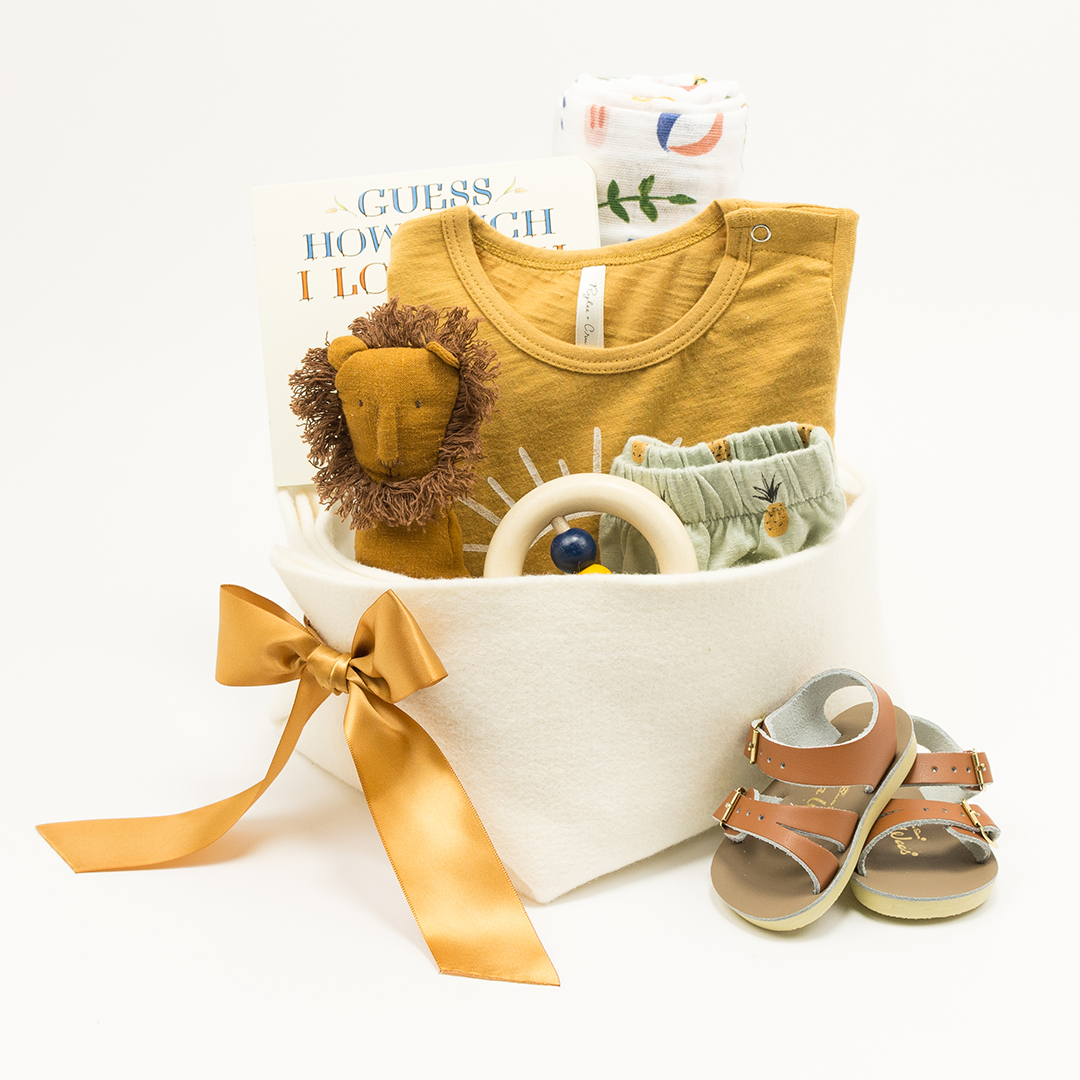 One-of-a-kind Baby Gifts by Bonjour Baskets