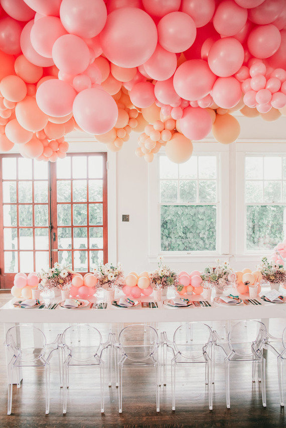 Jewel-inspired 2nd birthday party filled with balloons | 100 Layer Cakelet